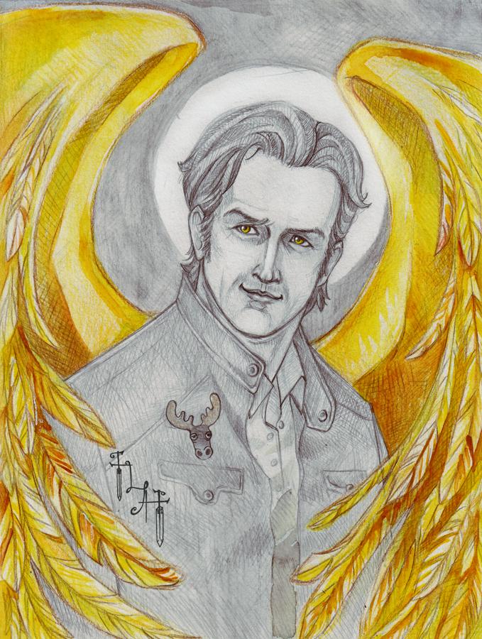 SPN - Gabriel (Trickster) by Northern-god