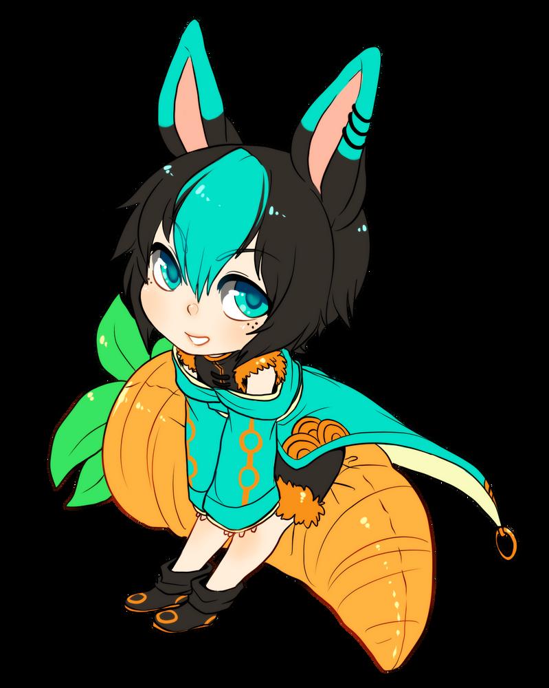 Chibi for xxyumi-donoxx 2-2 by CookieHana