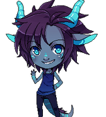 Pixel Axel by CookieHana