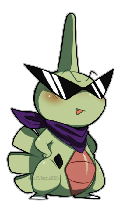 BA Larvitar by CookieHana