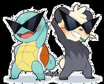 Pokemon:: Squirtle Pancham