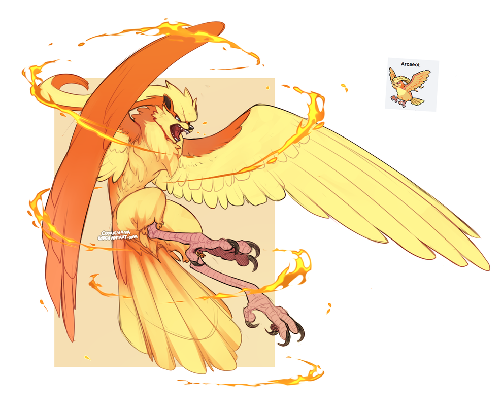 [Image: pokefusion___arcaeot_by_cookiehana-d6xpp27.png]