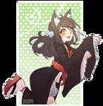 RAFFLE PRIZE:: ayakurri by CookieHana
