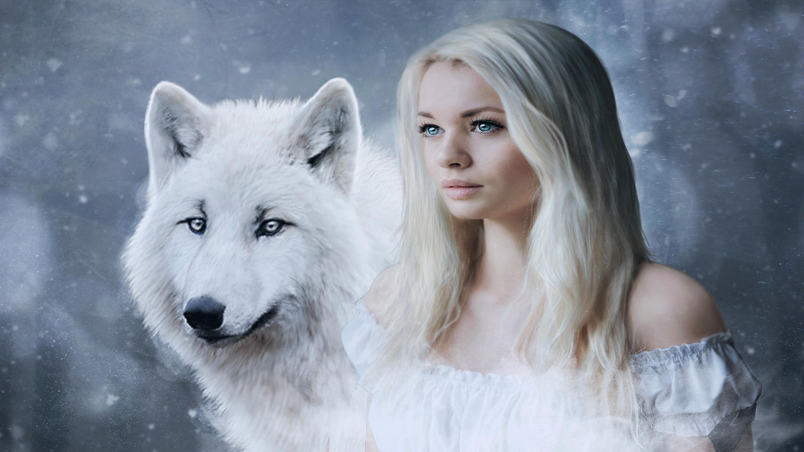 Wondering With Wolves