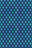 Dragonskin pattern by merrypranxter