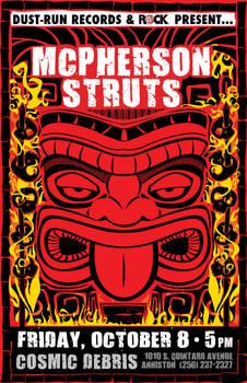 McPherson Struts Poster