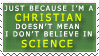Christian Science Stamp by MadMeeperPhotos