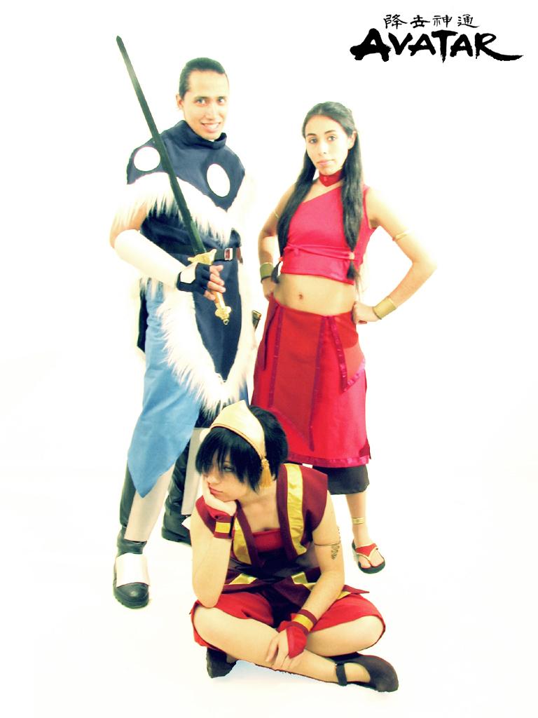 Avatar sin el avatar xD by Piyoko-Shannaro