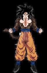 Goku (Evolution) - Dragon Ball GT (REBOOT)