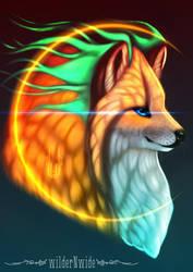 ..The Fox Spirit .. by KlockWorks
