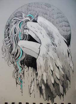 yarali melek (angel)