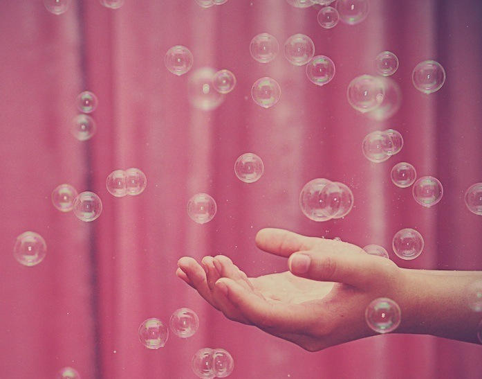 my bubble trapped secrets