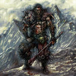 Barbarian Highlander
