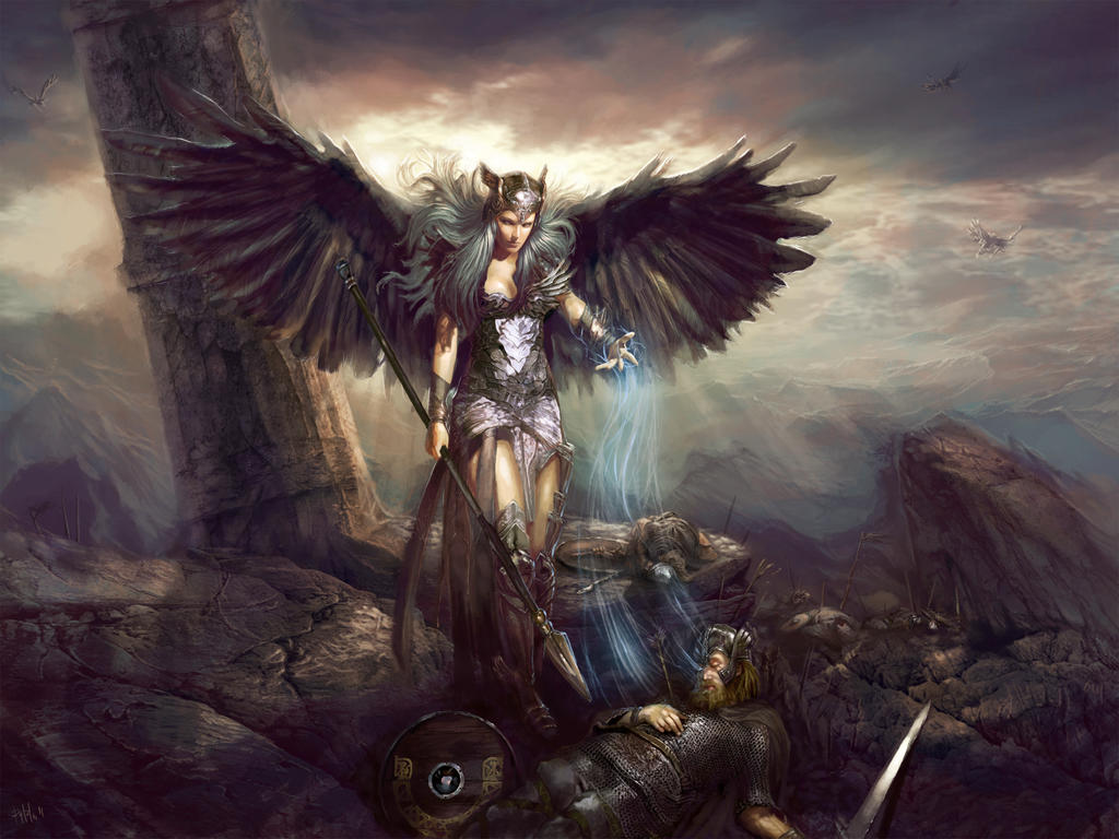 RoF Feature: Of Angels and Demons by Realm-of-Fantasy on ...