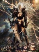 Ragnarok Odin - Normal version by PabloFernandezArtwrk