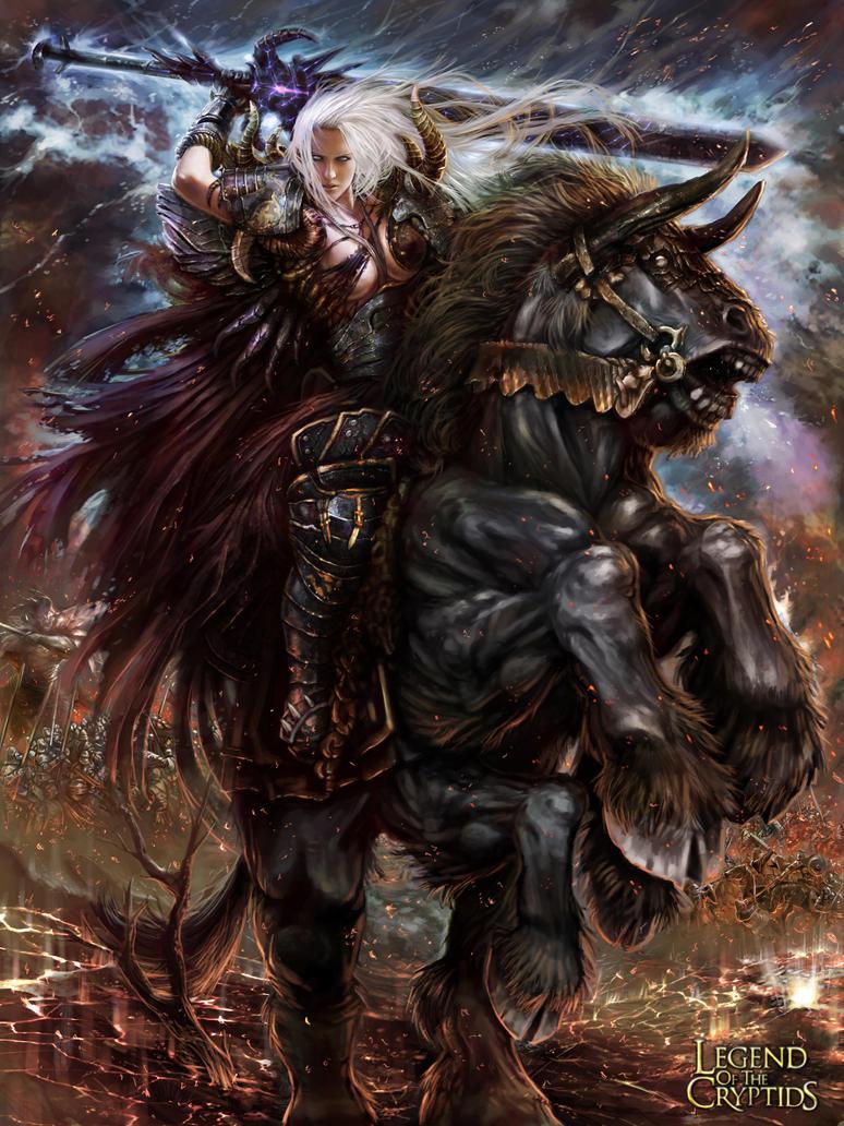 Ragnarok Odin - Advanced version by PabloFernandezArtwrk