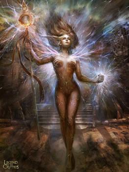 Inmortal Goddess of Victory (normal version)