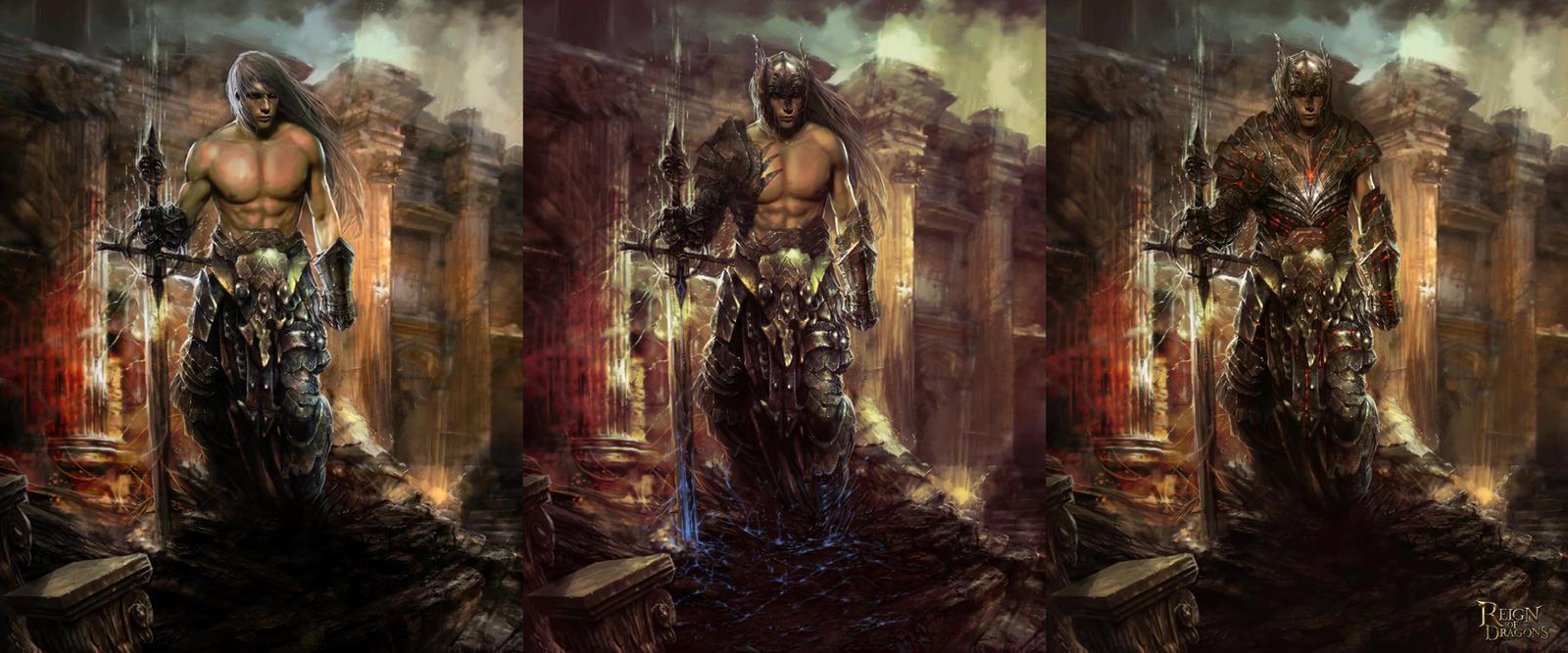 Beigas the sword - Normal by PabloFernandezArtwrk