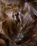 Dragon Queen version 01