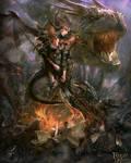 Dragon Queen version 02