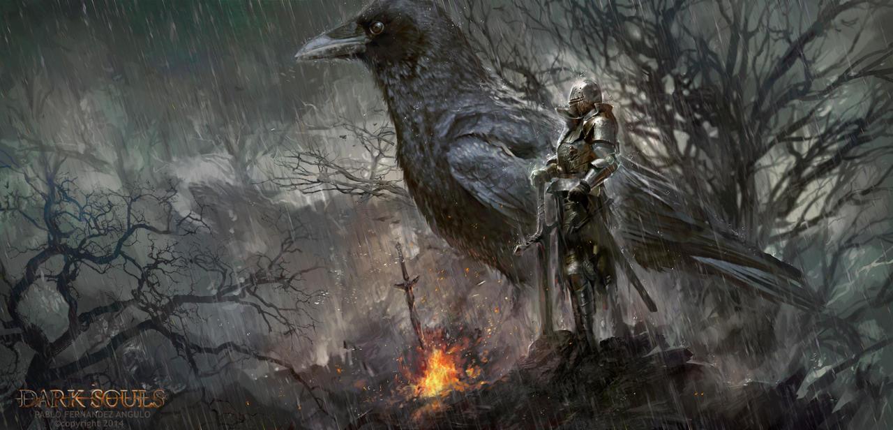 30 Best Pieces Of Dark Souls Fan Art By Madizzlee On Deviantart