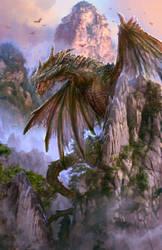 Dragon by PabloFernandezArtwrk