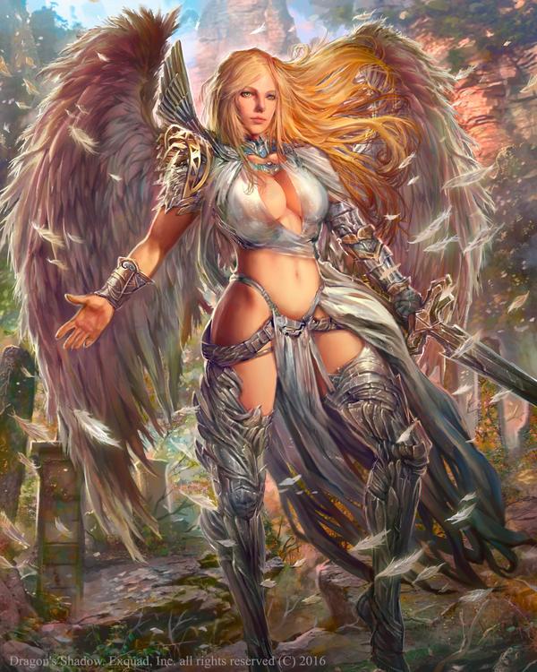 angel photoshop fantasy famale - photo #44