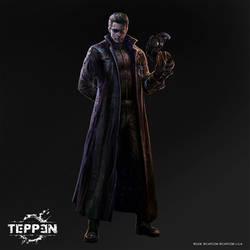 TEPPEN : Wesker (Resident Evil)