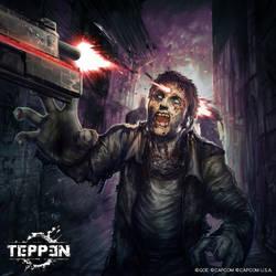 TEPPEN. Action Card: Headshot