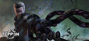 TEPPEN : Wesker (Resident Evil) Skill