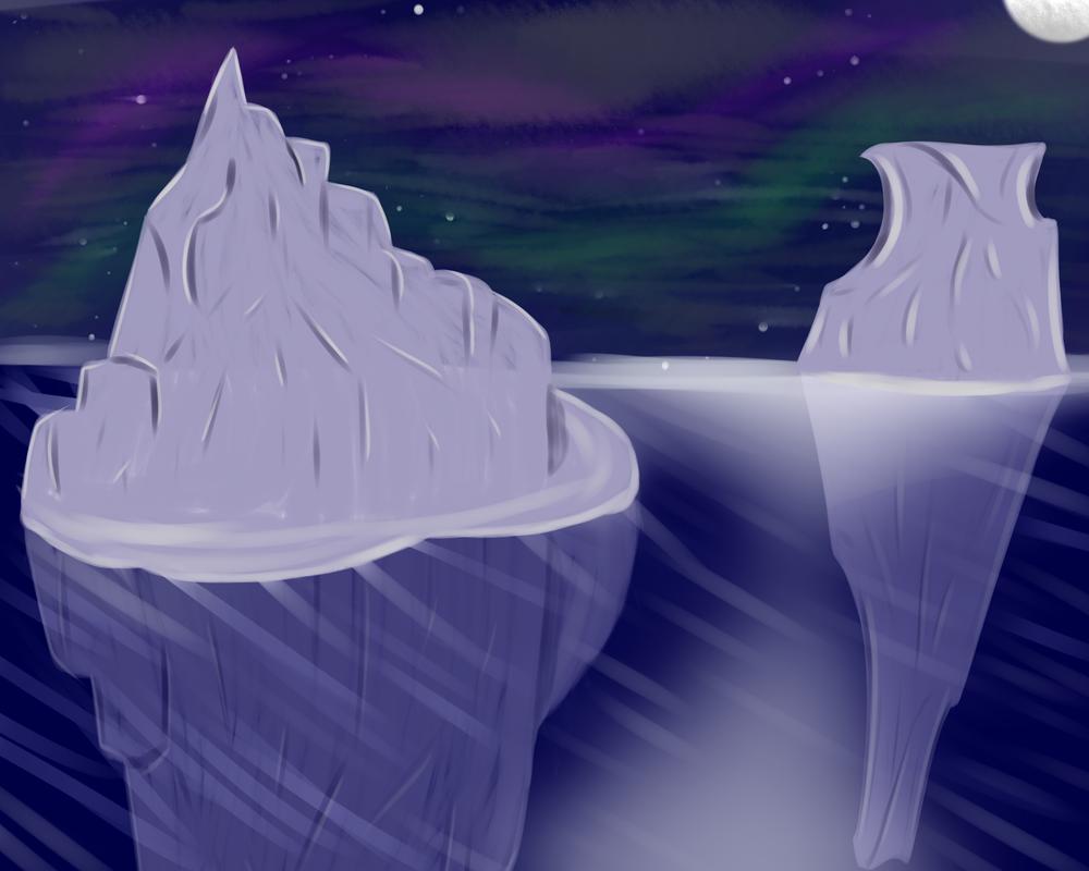 Midnight Ice by jdphipps