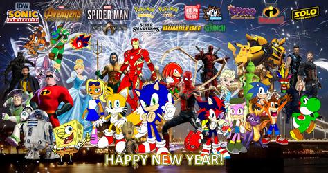 Happy New Year: 2018-2019
