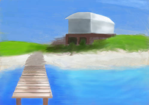 Lakeside House WIP