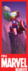 Marvelkid by kidchuckle