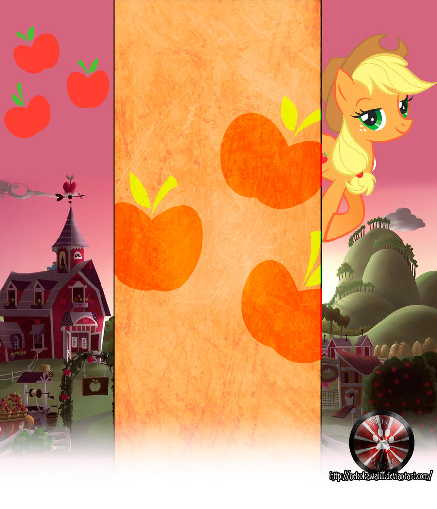 Applejack Youtube Channel Vers.2 by NekoKawaii11