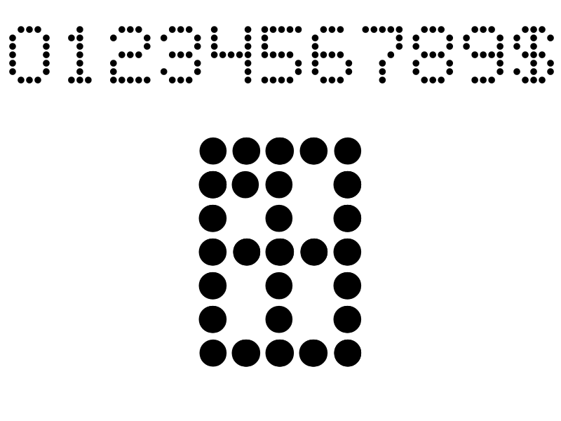 Eggcrate Pixel Patterns Test Pattern New Font By Albinofluttershy On Deviantart