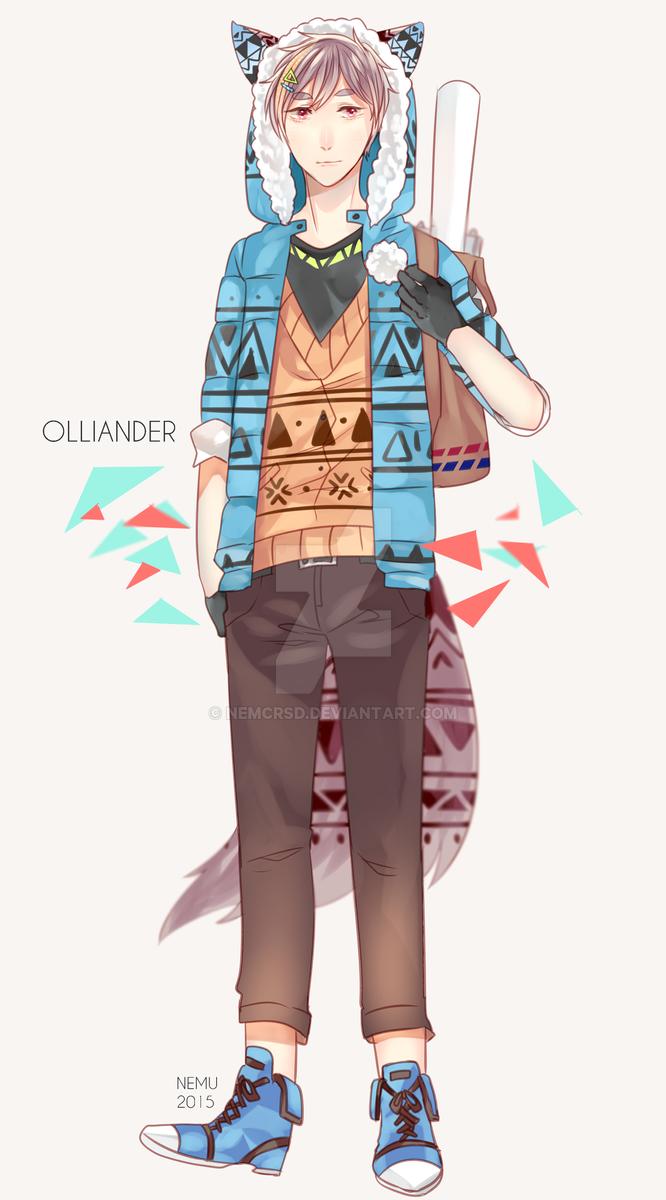 Olliander by nemmoisu