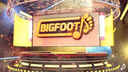 The BIGFOOT: Wallpaper
