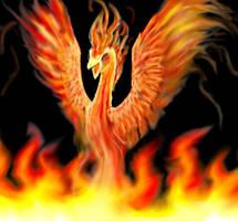 born from fire by Blanco-Lobo