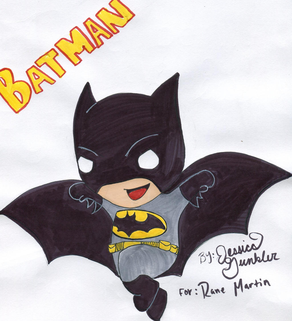 Batman Chibi by AuburnSkys on DeviantArt