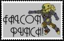 Bioshock Falcon Punch STAMP by LightWestern
