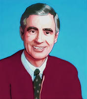 FRED ROGERS by Poopenstein