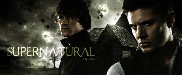 Supernatural by Zahrah