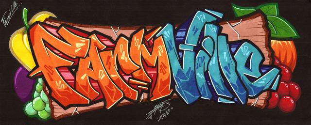 FarmVille by Zahrah