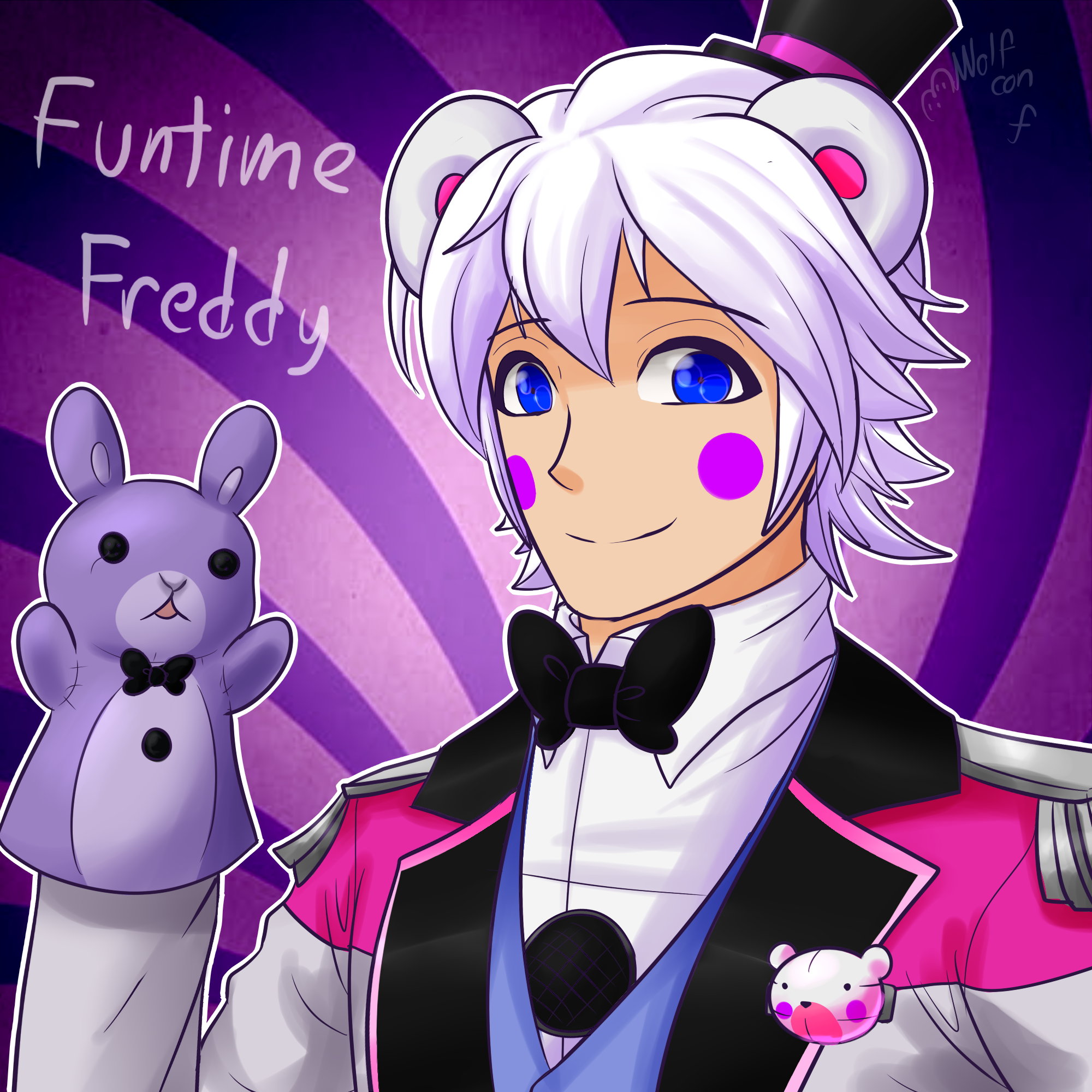 JR2417 18 2 Funtime Freddy Preview By Wolf Con F