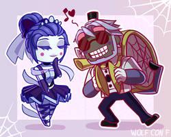 Ballora x Music Man