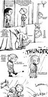 Conspiracy theory by yuhime