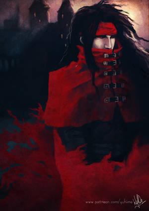 Vincent Valentine by yuhime