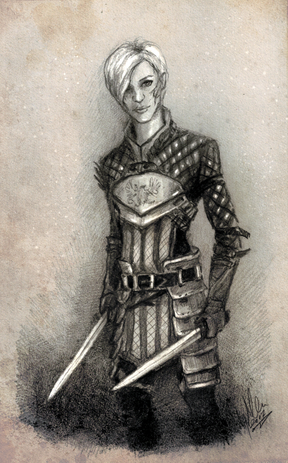 Warden Assassin by yuhime