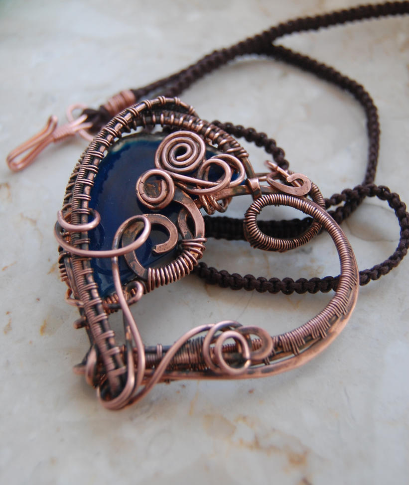 Copper Heart by yuhime